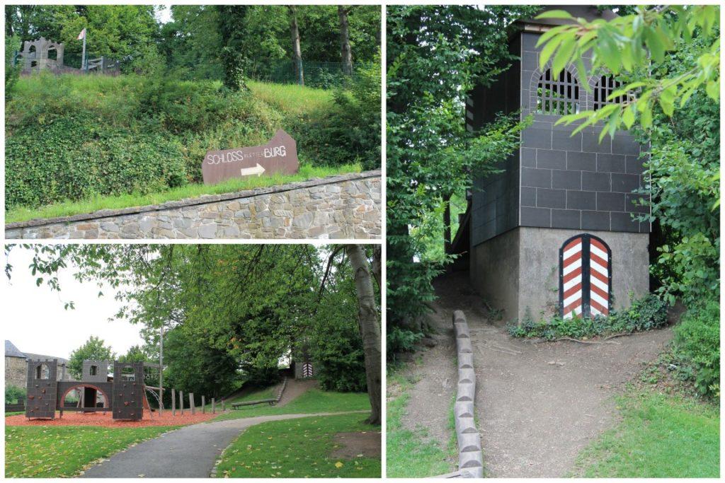 Schloss Burg Solingen Spielplatz Ausflugstipp Ferientipp mit Kindern Bergisches Land