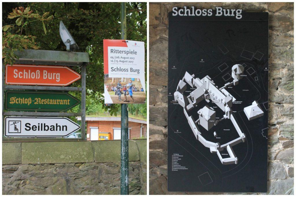 Schloss Burg Solingen Wegweiser Ausflugstipp Ferientipp mit Kindern Bergisches Land