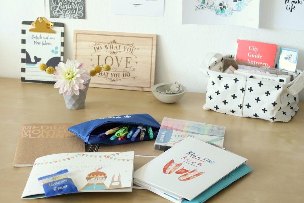 Ausradieren und wegradieren Momente mit PILOT FriXion Stiften schoene Momente festhalten Jules kleines Freudenhaus