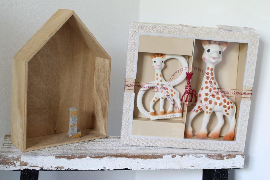 Baby Wunschliste Kind 2 Sophie la Giraffe Babygeschenk tausendkind Jules kleines Freudenhaus