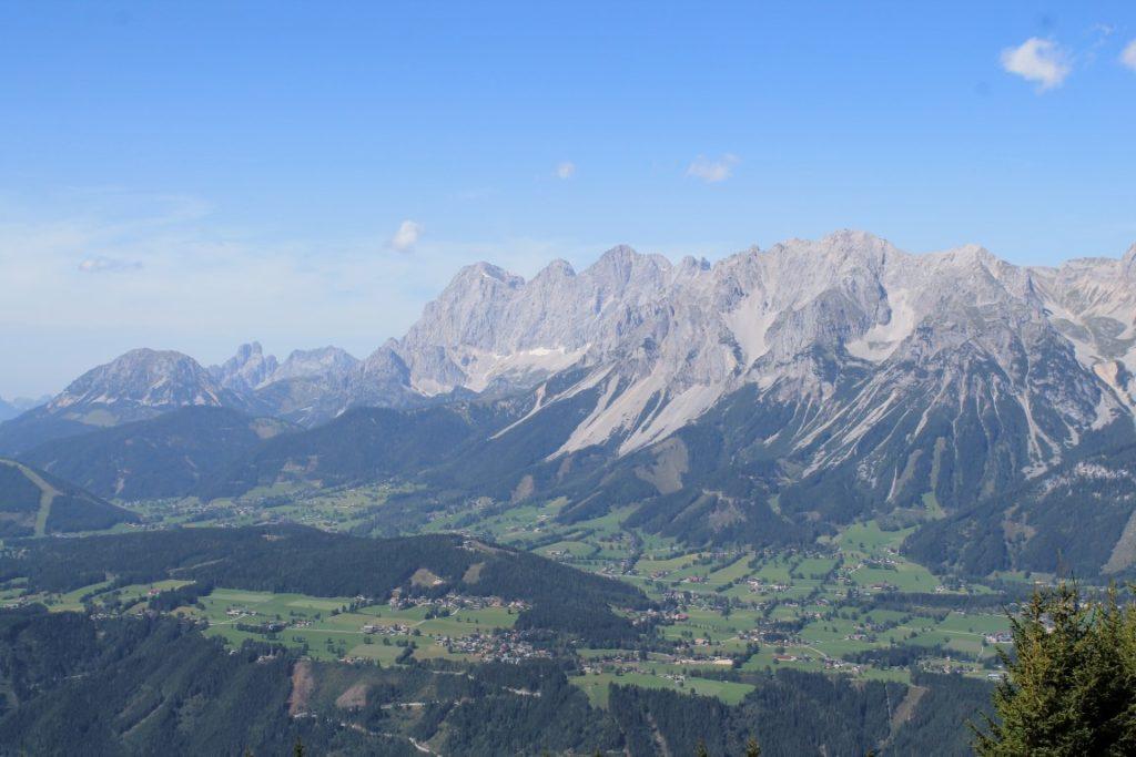 Steiermark Schladming Familienurlaub Berge Jules kleines Freudenhaus