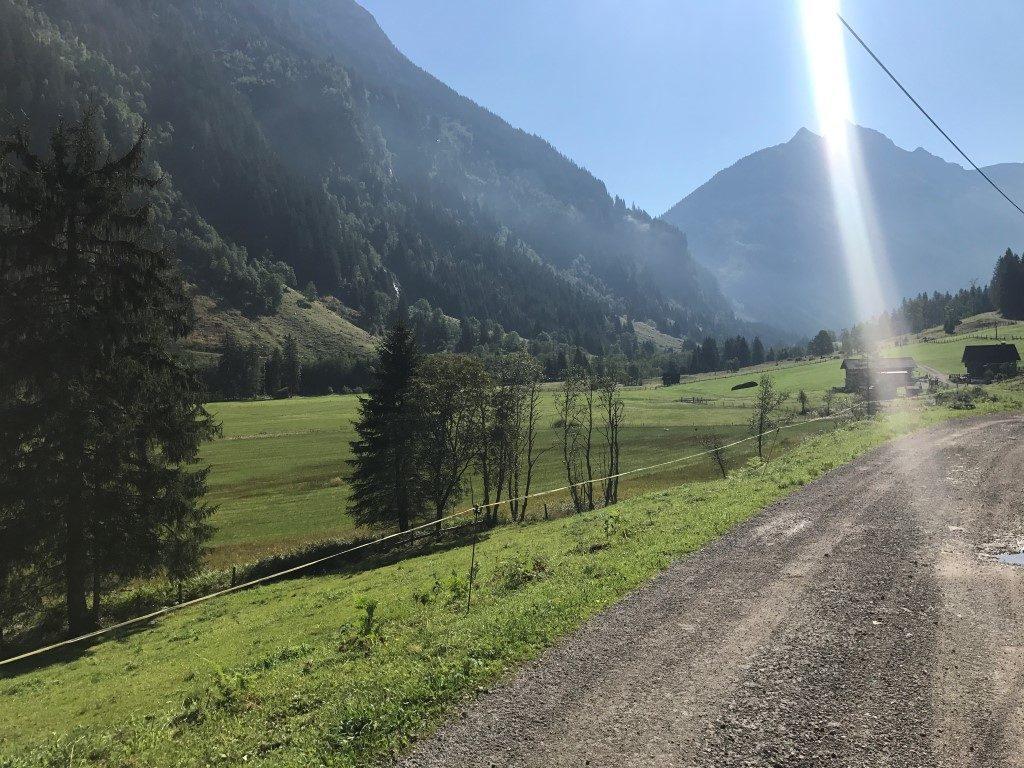 Wilde Wasser Talbachklamm Steiermark Schladming Familienurlaub Berge Jules kleines Freudenhaus
