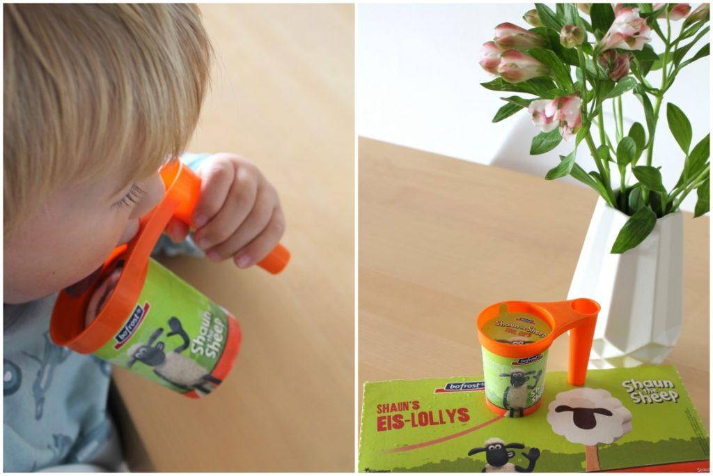 Shaun das Schaf Eis Produkte bofrost gesunde Ernaehrung fuer Kinder unsere Tipps Jules kleines Freudenhaus