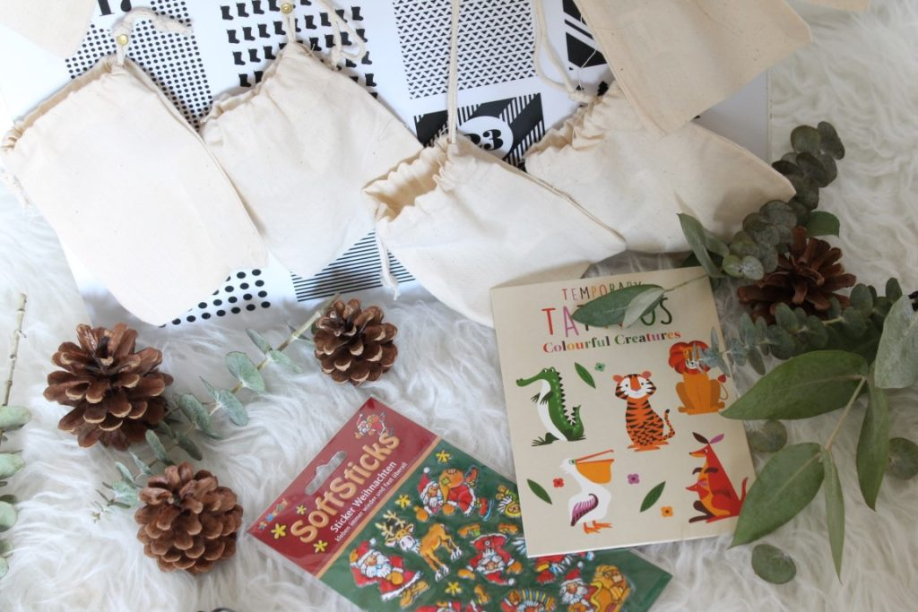 Adventskalender Ideen Befuellung fuer Kinder Weihnachten Jules kleines Freudenhaus