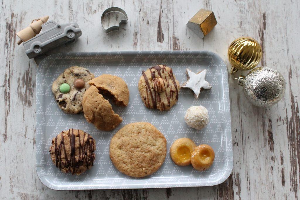 Familien Rezepte Backen Advent Plaetzchen Kekse Jules kleines Freudenhaus