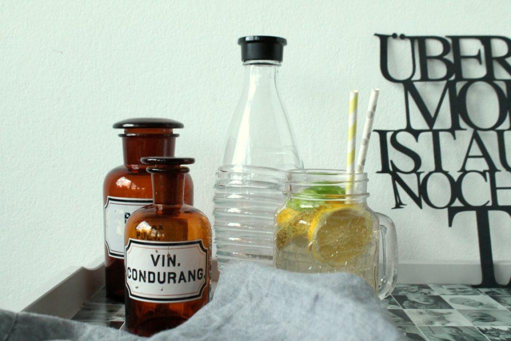Sodastreamer mehr trinken Wasser Jules kleines Freudenhaus