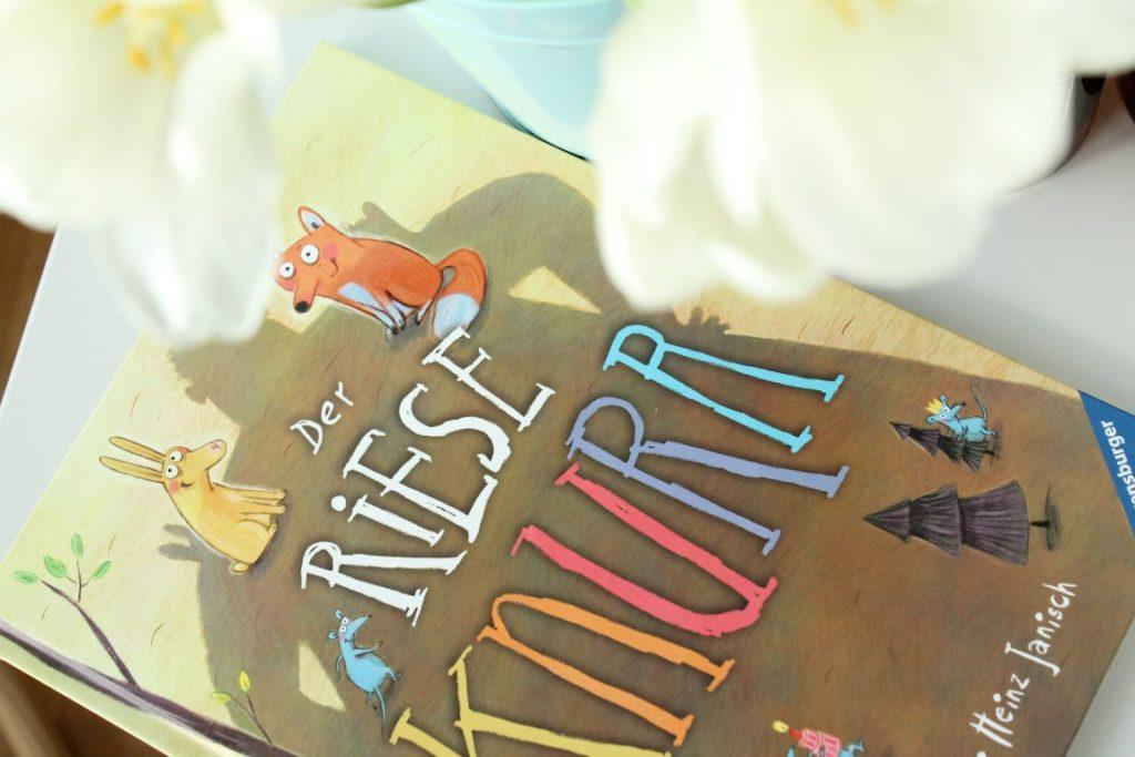 Er liest ich lese Buchtipps für Kinder und Eltern Riese Knurr Ravensburger Buecher 2018