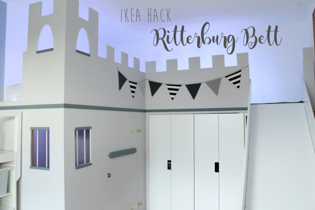 Ein Neues Ritterzimmer Für Little L Mit Einem Ikea Hack Für
