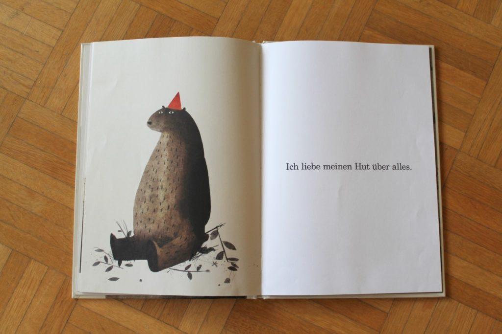 Er liest ich lese Buchtipps fuer Gross und Klein Wo ist mein Hut und Wunder mit Filmtipp Jules kleines Freudenhaus