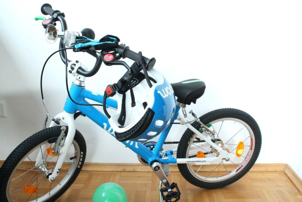 woom bike Geburtstagsgeschenk Jules kleines Freudenhaus