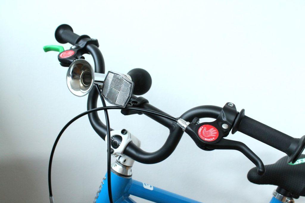 Fahrradfahren lernen woom bike Geburtstagsgeschenk Jules kleines Freudenhaus