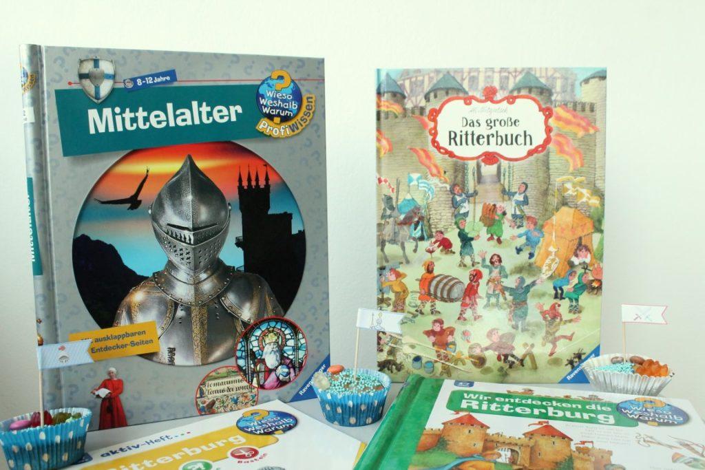 Ritter Kinderbuch Tipps Ritterbuecher Ravensburger Jules kleines Freudenhaus