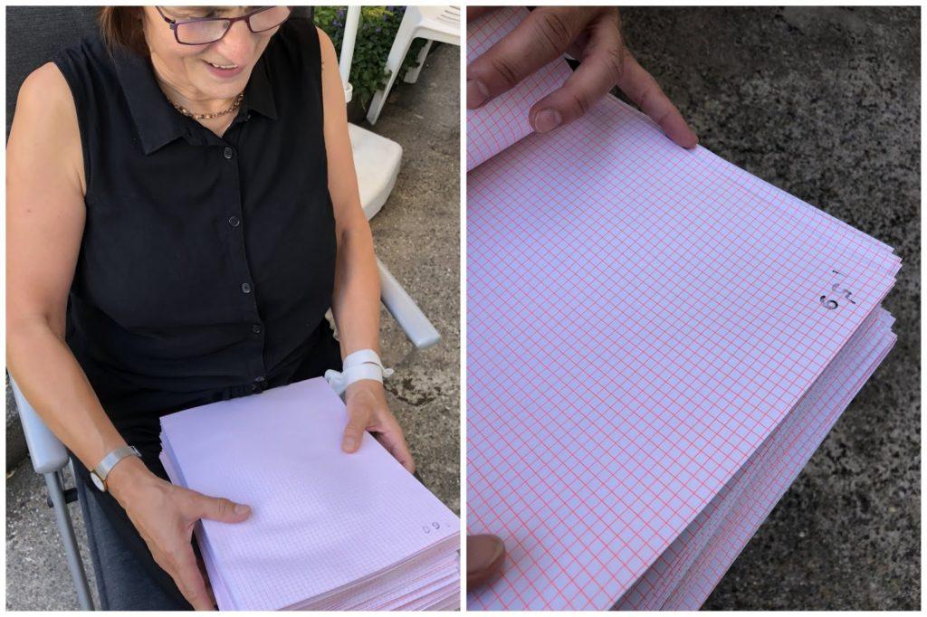 60 Briefe Ideen zum 60. Geburtstag Geschenke Deko Fotos Erinnerungen Jules kleines Freudenhaus