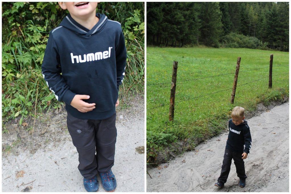 Tipps Wandern mit Kindern Ausflugsziele Ausruestung Oesterreich Jules kleines Freudenhaus