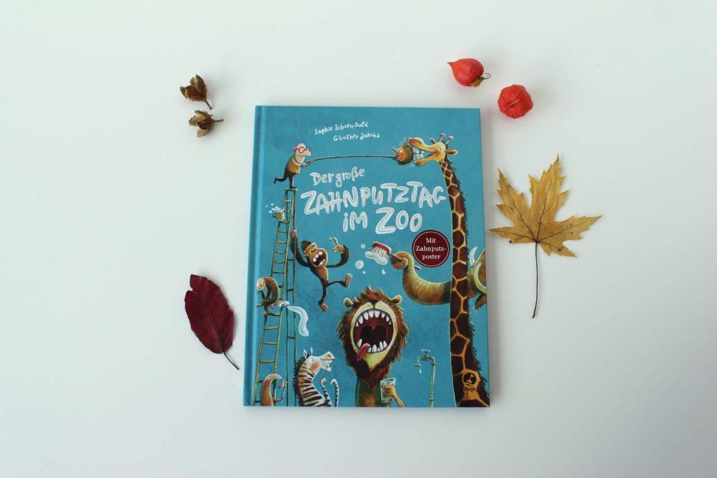 Der grosse Zahnputztag im Zoo Herbst Neuheiten Kinderbuecher Boje Verlag Kinderbuchtipp Buchtipp Leseratten Jules kleines Freudenhaus