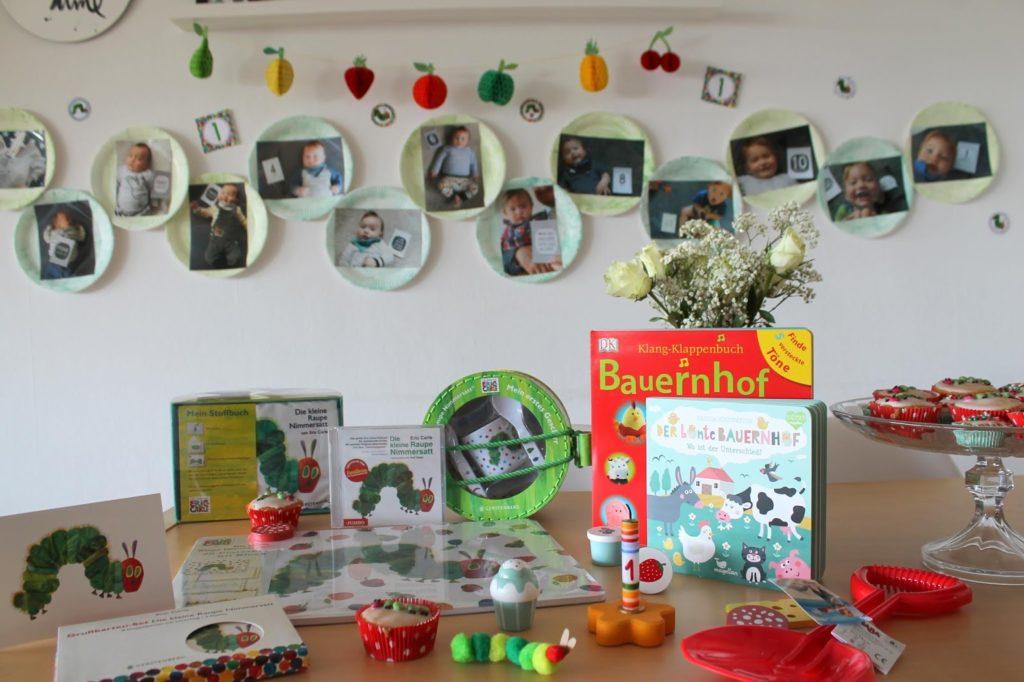 Geschenkideen zum 1. Geburtstag Jules kleines Freudenhaus