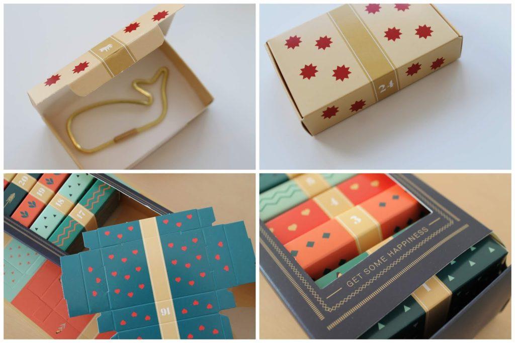 Schachteln Advent-o-mat Adventskalender zum befuellen fuer Maenner und Frauen Jules kleines Freudenhaus