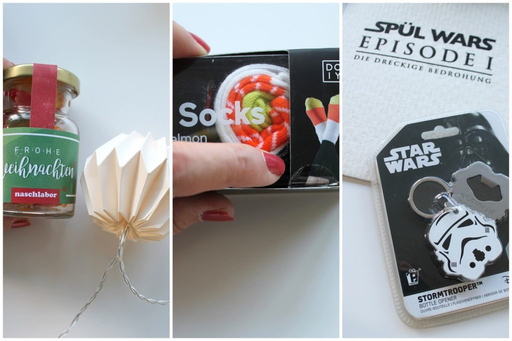 Sushi Socken Star Wars Ideen Adventskalender fuer Maenner Jules kleines Freudenhaus