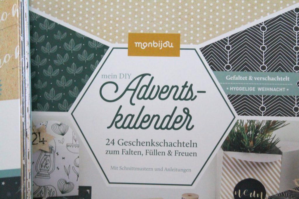 DIY Hyggeliger ADventskalender Papierglueck monbijou Papierglueck Jules kleines Freudenhaus