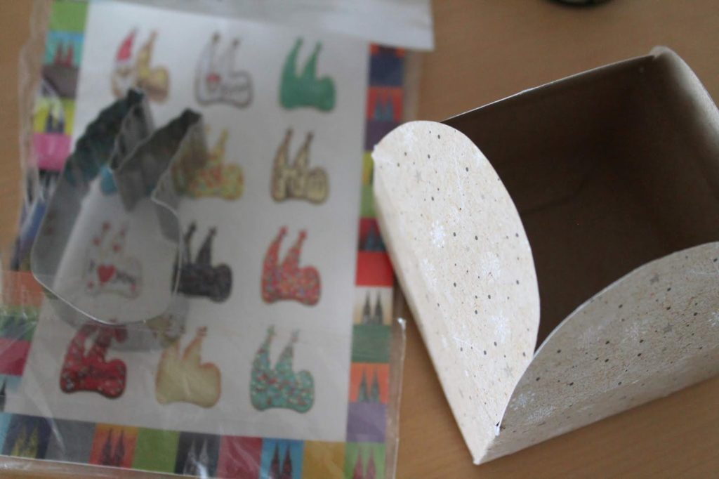 Fuelung DIY Hyggeliger ADventskalender Papierglueck monbijou Papierglueck Jules kleines Freudenhaus