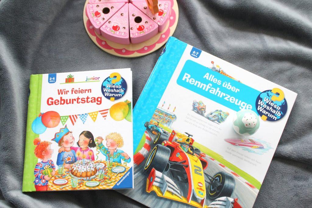 Jubilaeum Wieso weshalb warum Ravensburger Buxher Buchtipps Jules kleines Freudenhaus
