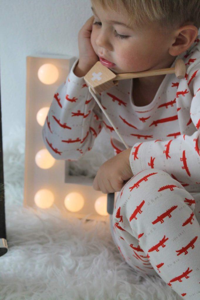 Stetoskop Trixi Schlafanzug Krokodile Bloomingville Arztkoffer Weihnachten Geschenkideen Jules kleines Freudenhaus
