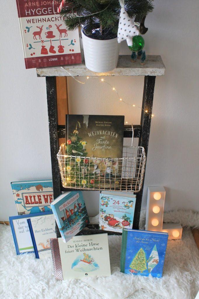Auswahl Weihnachtsbuecher Kinderbuchtipps Jules kleines Freudenhaus