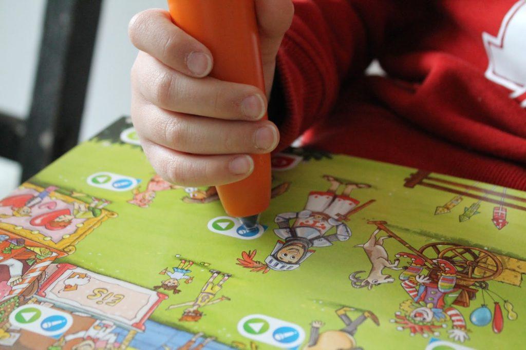 tiptoi create stift mit aufnahmefunktion weihnachtsgeschenkidee die verrueckte weltreise starterset 4