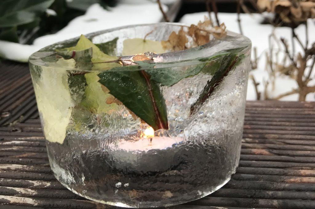 DIY Eislichter Eislaternen Jules kleines Freudenhaus