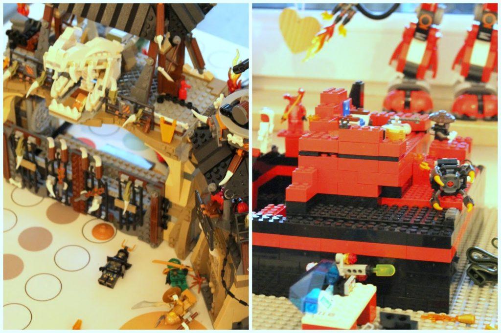 Lego Ninjago Weihnachtsgeschenk Jules kleines Freudenhaus