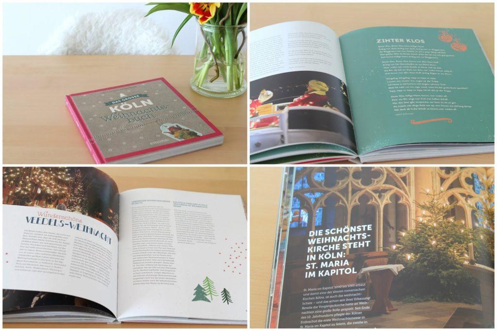 Das grosse Koeln Weihnachtsbuch Buchtipps im neuen Jahr 2019 Krimi Reiseliteratur Koeln New York Jules kleines Freudenhaus