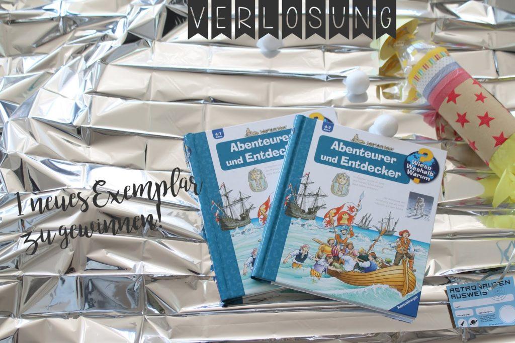 Verlosung Ravensburger Buchtipps Weltraum Astronauten Entdecker Kindergeburtstag Party Verlosung Jules kleines Freudenhaus