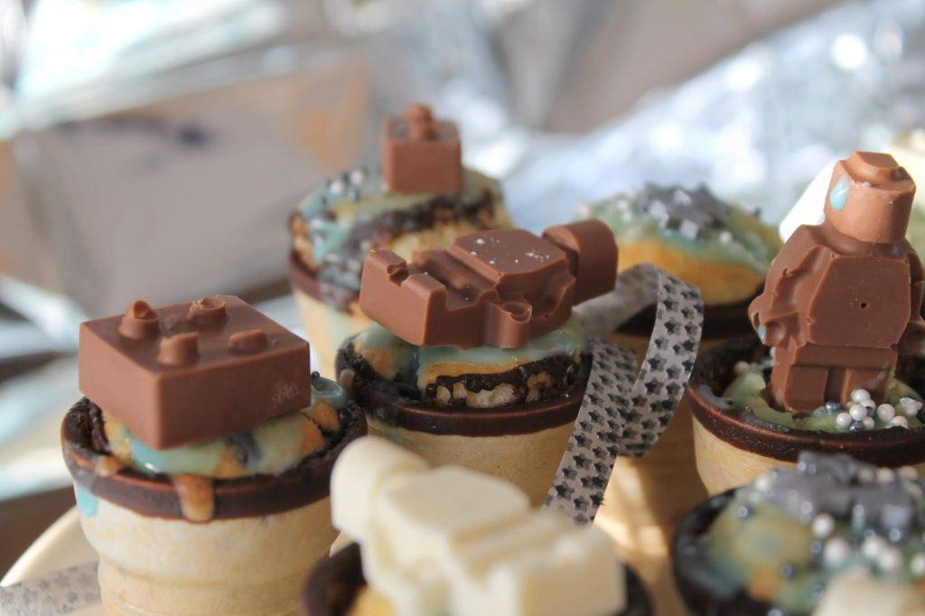 LEGO Muffins fuer die Kita Jules kleines Freudenhaus