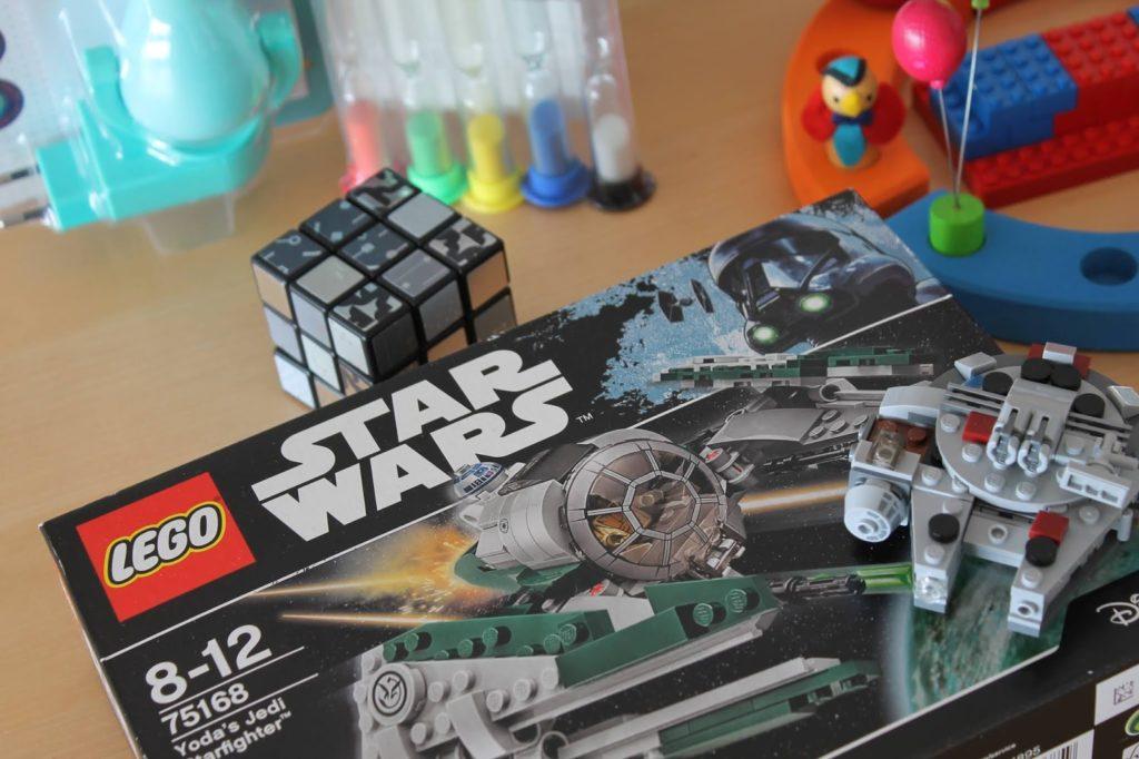 Geschenkidee LEGO Star Wars Kindergeburtstag Weltraum 5. Geburtstag Jules kleines Freudenhaus