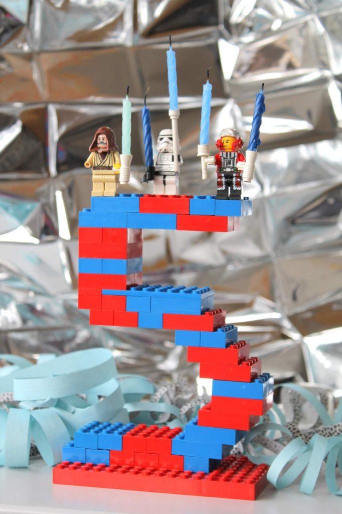Geburtstagszahl LEGO Star Wars Jules kleines Freudenhaus