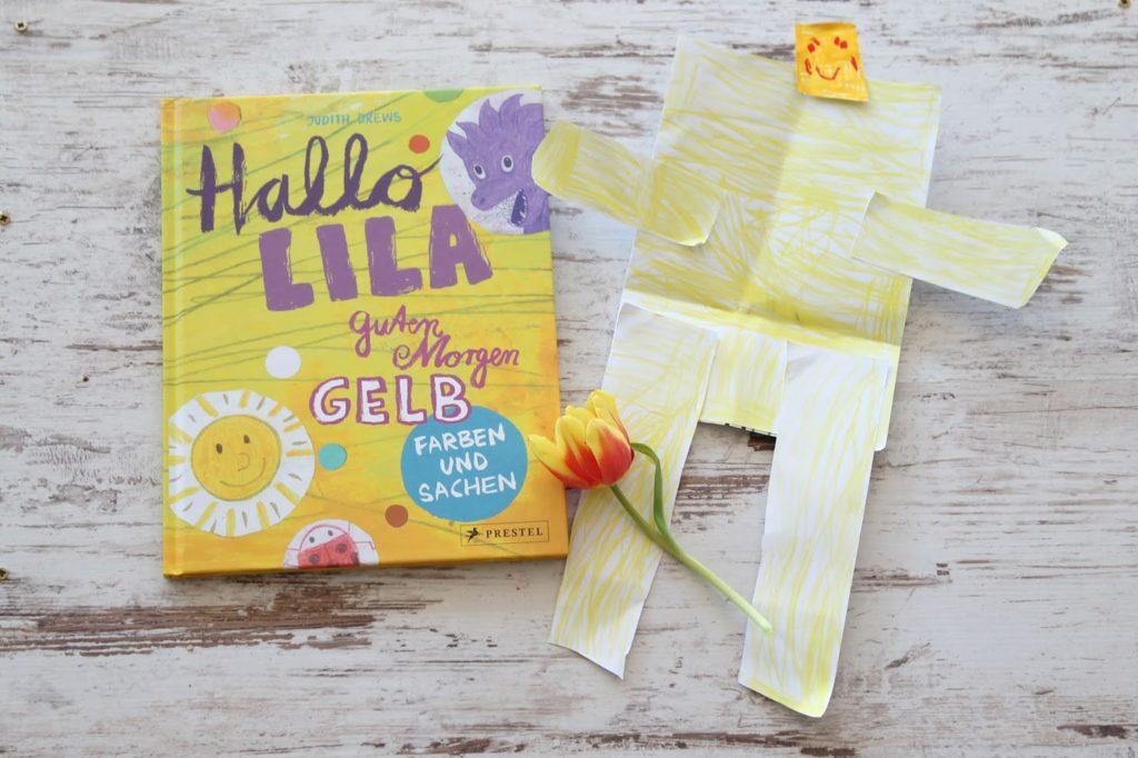 Hallo lila Farbenbuch Buchtipps Prestel Junior Verlag Fruehling 2019 Jules kleines Freudenhaus