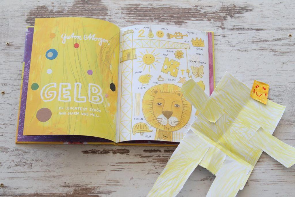 Hallo lila Farbenbuch Kinder Buchtipps Prestel Junior Verlag Fruehling 2019 Jules kleines Freudenhaus