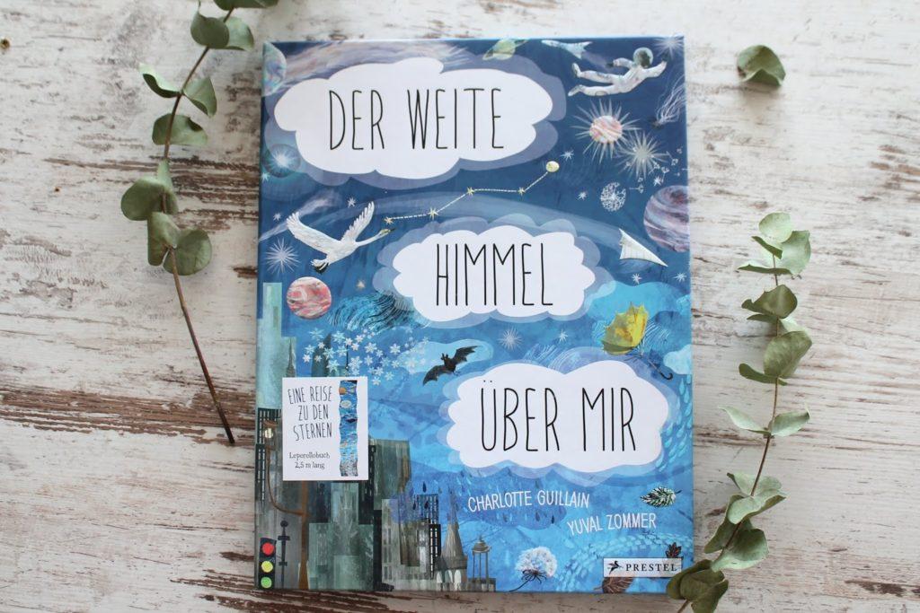 o Buch Weltraum Planeten Kinderbuchtipp Prestel Verlag Jules kleines Freudenhaus
