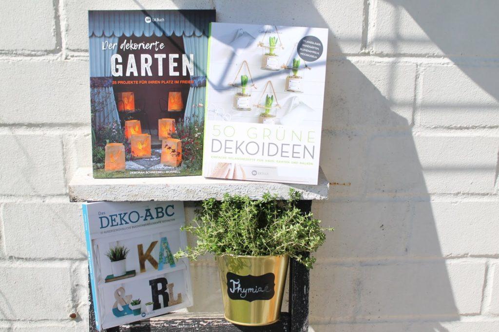 Gartenbuecher DIY Buchtipps LV Buch Verlag Jules kleines Freudenhaus inkl Verlosung