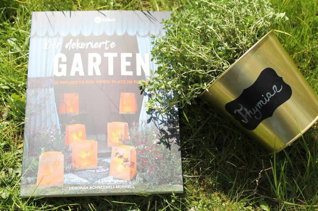 der dekorierte Garten Buchtipp LV Buch Verlag Jules kleines Freudenhaus inkl Verlosung