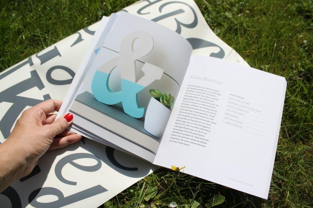 Color Blocking DIY Das Deko ABC Buchtipp LV Buch Verlag Jules kleines Freudenhaus inkl Verlosung7