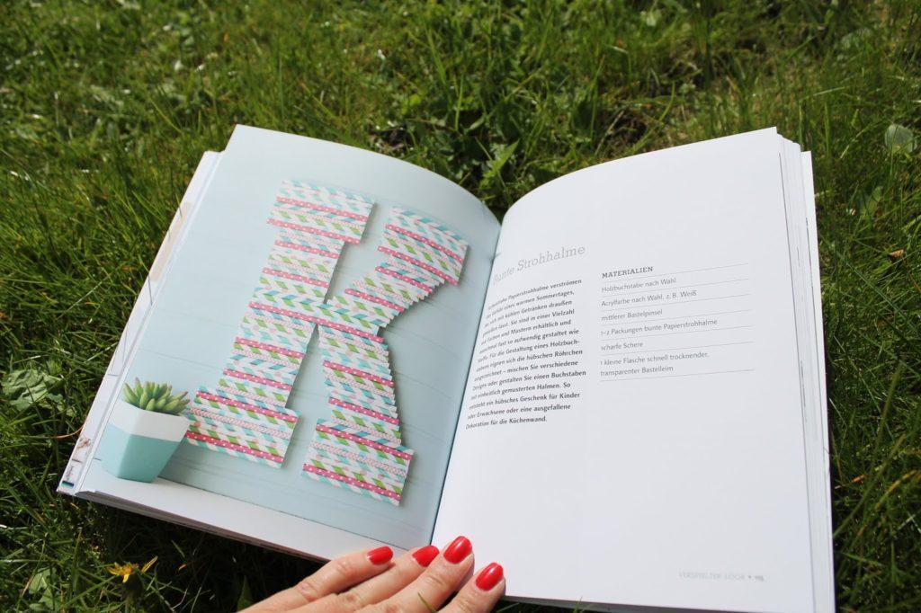 DIYStrohhalme Upcycling Das Deko ABC Buchtipp LV Buch Verlag Jules kleines Freudenhaus inkl Verlosung7