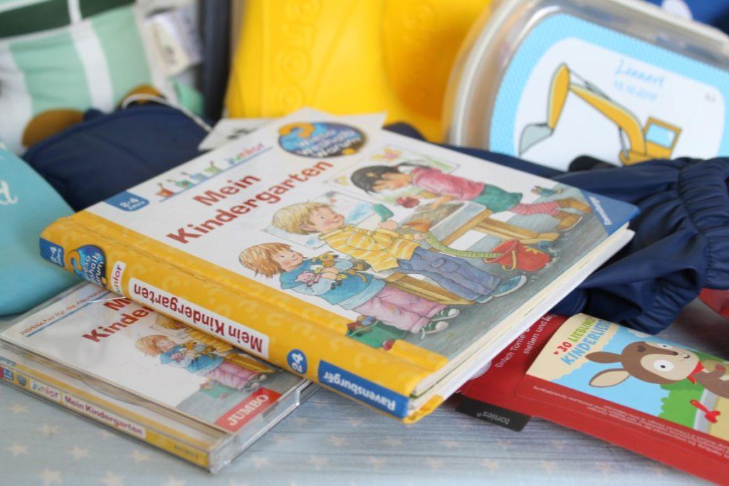Geschenkidee Kindergarten Start Kita-Start Liste Jules kleines Freudenhaus