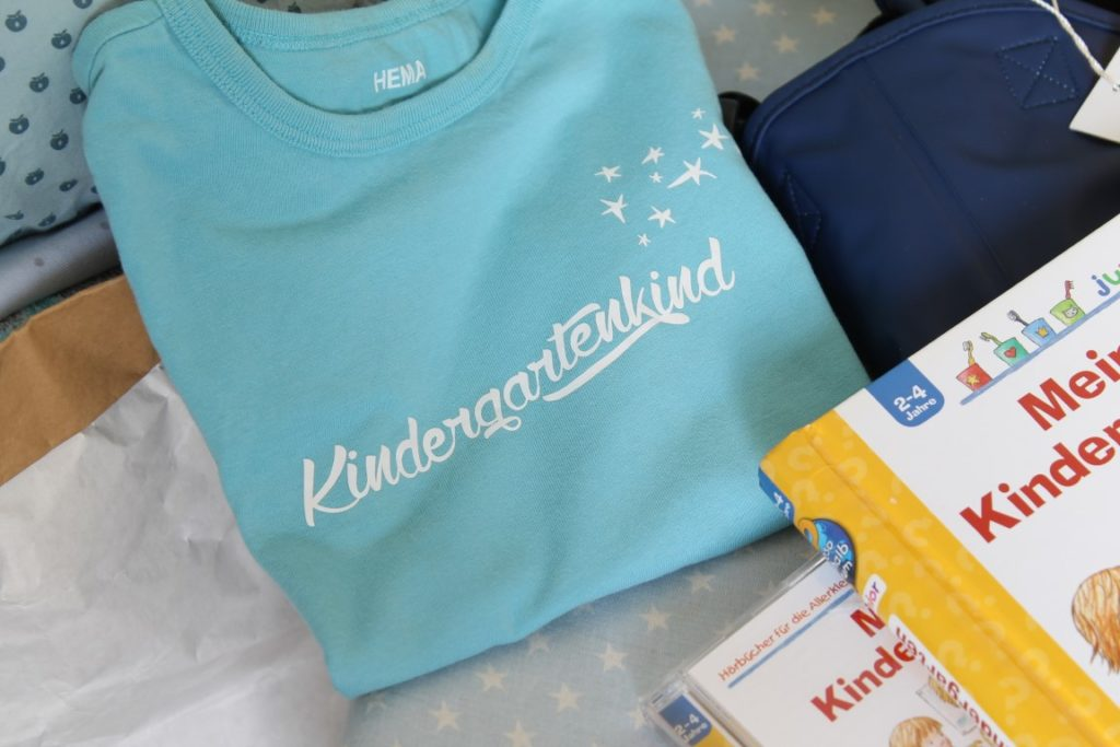 Shirt Kindergartenkind Geschenkidee Kindergarten Start Kita-Start Jules kleines Freudenhaus
