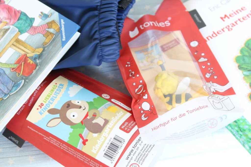 tonies Geschenkidee Kindergarten Start Kita-Start Jules kleines Freudenhaus