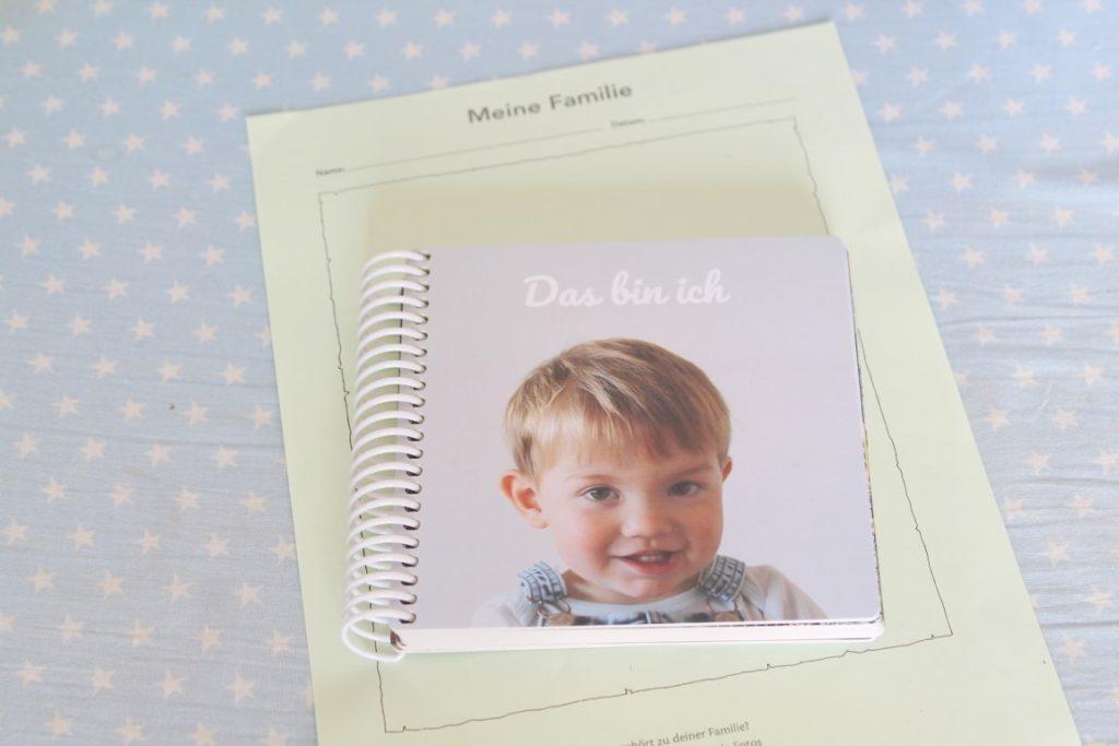 Ich-Buch Troesterbuch Fotobuch Baby Pappbilderbuch Geschenkidee Kindergarten Jules kleines Freudenhaus