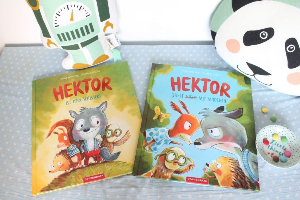 Buchtipp Kinderbuch Hektor Band 1 und 2 Jules kleines Freudenhaus