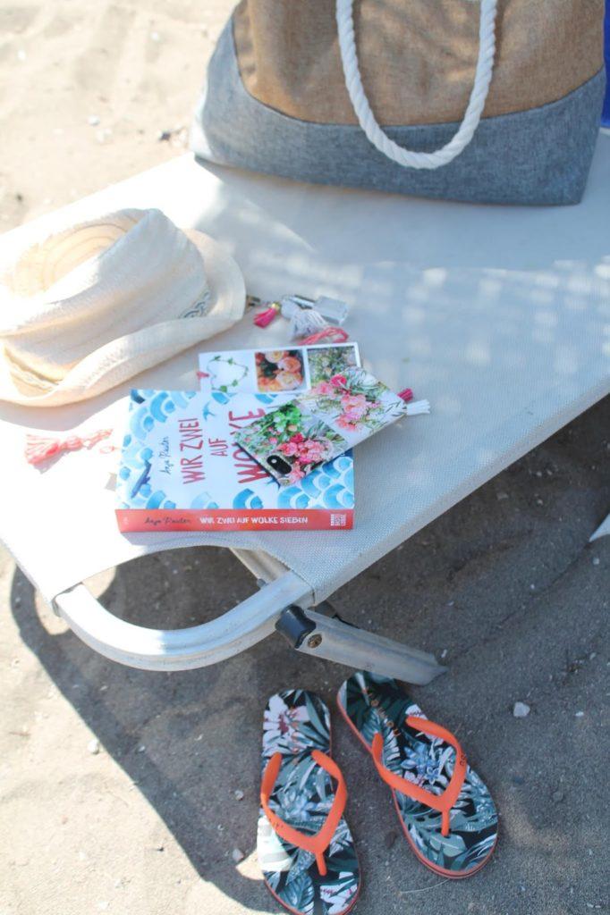 DIY Boho Stil Quasten Lesezeichen Handyhuelle Beachlife Jules kleines Freudenhaus