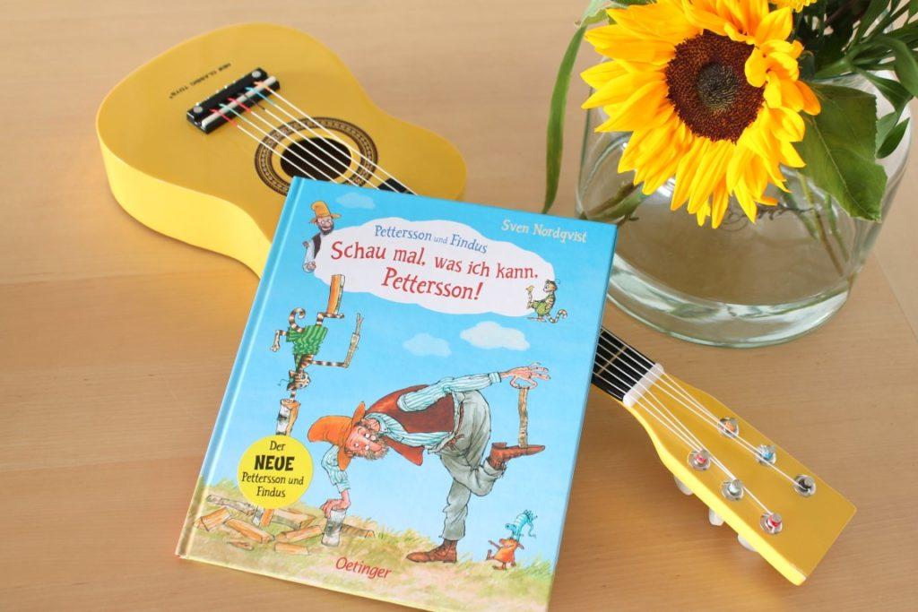 Kinderbuchtipps neue Titel Pettersson und Findus Oetinger Verlag Jules kleines Freudenhaus