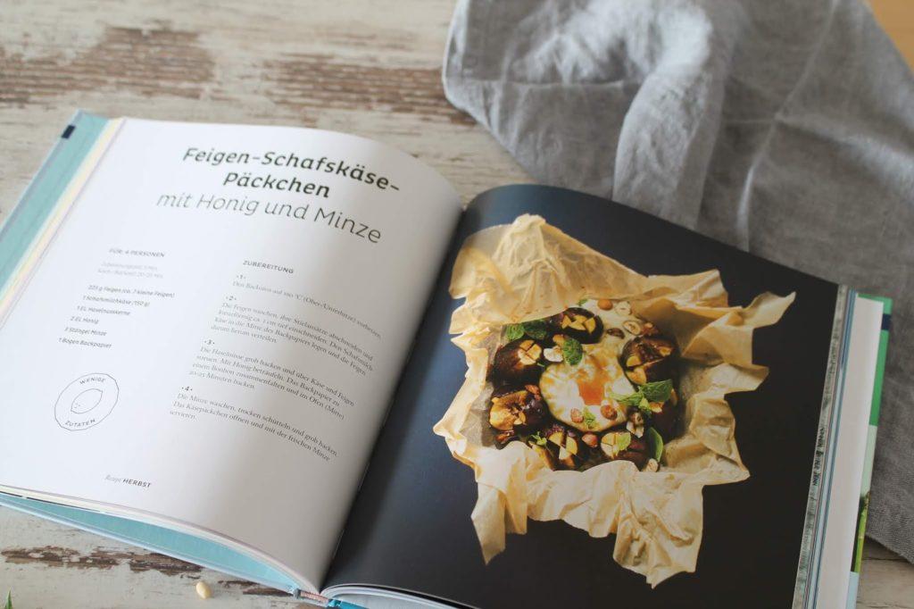 Rezept Feigen-Schafskaese-Paeckchen